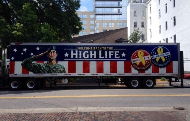 high life truck