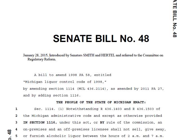senate bill 48